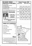 Index Map 1, Grant County 1998